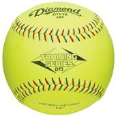 "Diamond 16"" Optic Yellow Oversized Hitting Balls"