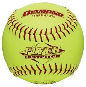 "Diamond Flyer ASA 11"" Fastpitch Softballs"