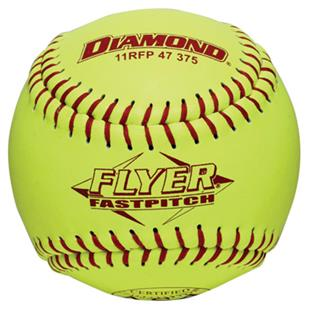 "Diamond Flyer ASA 11"" Fastpitch Softballs"