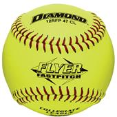 Diamond Flyer NFHS College Fastpitch Softballs