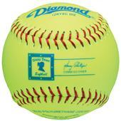 "Diamond 12RYSC DIZ 12"" Dizzy Dean Softballs"