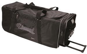 Diamond Alpha Heavy-duty Wheeled Gear Bag