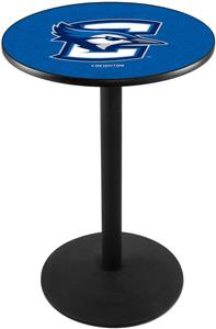 Holland Creighton University Round Base Pub Table