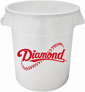 Diamond Big League 10 Gallon Baseball Bucket