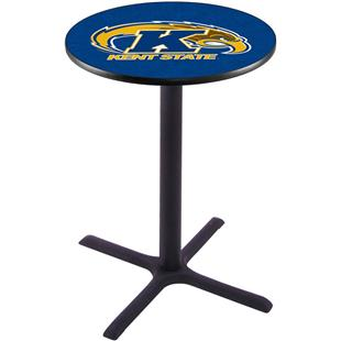 Holland Kent State Univ X Style Base Pub Table