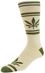"2 Brothers ""420"" Organic Recycled Hemp Socks"