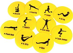 Soccer Innovations Exercise Marker Dots