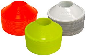"Soccer Innovations 6"" Mini Disc Cones (24 Set)"