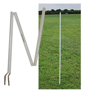 Soccer Innovations 3 Part Collapsing Speed Pole