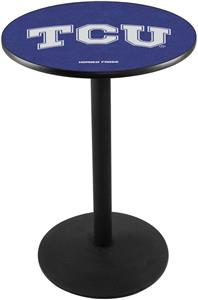 Holland Texas Christian Univ Round Base Pub Table