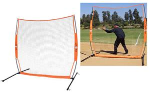 Bownet 8x8 Fungo Protection Baseball Net