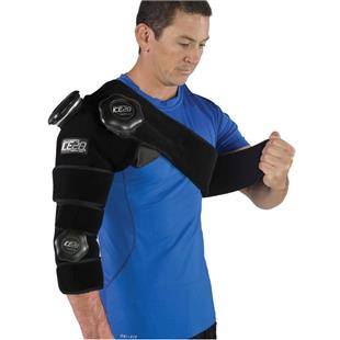 Ice20 Ice Therapy Combo Arm Compression Wrap