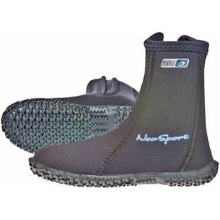 NeoSport 5mm Neoprene Kids Hi Top Water Boot