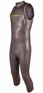 Mens Triathlon Wetsuit 5/3mm NRG Sleeveless