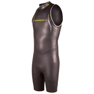 Mens Triathlon Short Wetsuit 5/3mm NRG Sleeveless