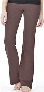 Bella+Canvas Womens Cotton Spandex Fitness Pant