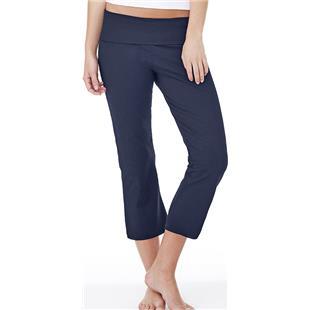 Bella+Canvas Womens Cotton Spandex Capri Pants