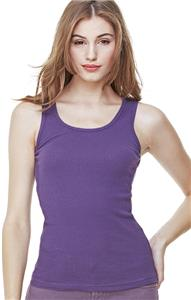 Bella+Canvas Womens 2x1 Rib Tank