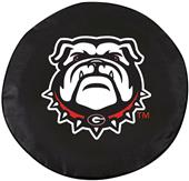 Holland Univ of Georgia Bulldog Logo Tire Cover