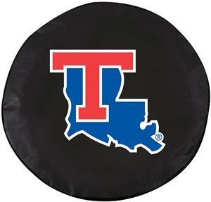 Holland Louisiana Tech University Tire Cover