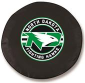 Holland University of North Dakota Tire Cover