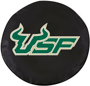 Holland University of South Florida Tire Cover