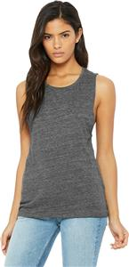 Bella+Canvas Womens Flowy Scoop Muscle Tee
