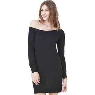 Bella+Canvas Womens Lightweight Sweater Dress