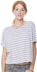 Bella+Canvas Womens Flowy Boxy Tee