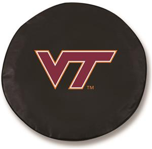 Holland Virginia Tech University Tire Cover