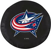 Holland NHL Columbus Blue Jackets Tire Cover