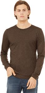 Bella+Canvas Men's Jersey Long Sleeve Tee