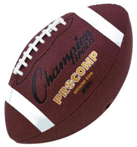 Champion Official NCAA Pro Composite Footballs