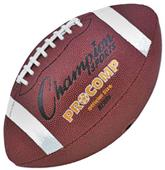 Champion Intermediate NCAA Pro Composite Footballs