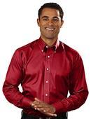 Van Heusen Men's Long Sleeve Dress Twill Shirt