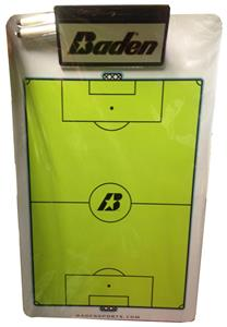 Baden Coaches Dry-Erase Game Board Soccer