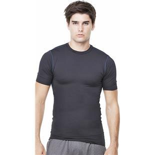 Alo Sport Men's Compression Short Sleeve Tee