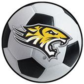 Fan Mats Towson University Soccer Ball Mat