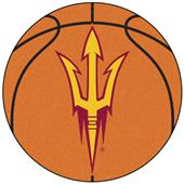 Fan Mats Arizona State University Basketball Mat
