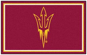 Fan Mats Arizona State University 4x6 Rug