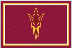 Fan Mats Arizona State University 5x8 Rug