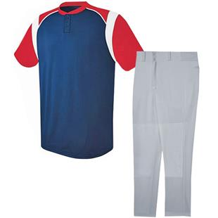 High 5 Wildcard Baseball Jersey Uniform Kits