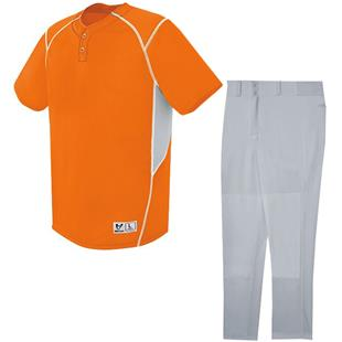 High 5 Bandit Baseball Jersey Uniform Kits