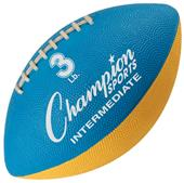 Champion 3 lb. Intermediate Trainer Footballs