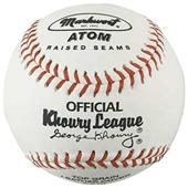 "Markwort 8.5"" ATOM Khoury League Baseballs-Youth"