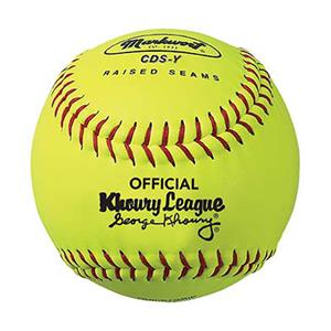 "Markwort 12"" CDS-Y ""Khoury League"" Softballs-Youth"