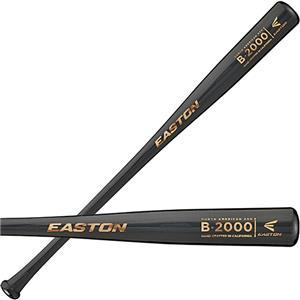 Easton North American Ash B2000 Wood Baseball Bat