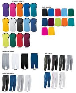 Womens Dynamite Softball Jersey Uniform Kits