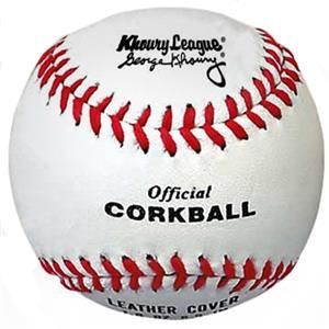 "Markwort 6.5"" Khoury League Cork Baseballs CB2-KH"