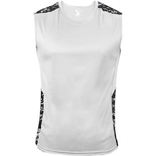 Badger Sport Digital Camo Sleeveless Tight Tee